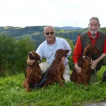 Bonatto con Gimac Willy e Gina Bi - Trivellato con Yeller