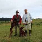 Yeller con il prop. Trivellato - Gimac Willy con il cond Bonatto