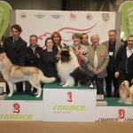 Podio Trofeo Leone Alato 2014