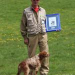 Kobra del Cecchetto, epagneul breton vincitore del Trofeo