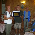 Bolcato vincitore Trofeo Munari 2017