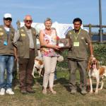 Burt di Cascina Laghetto - vincitore Trofeo Bergamin